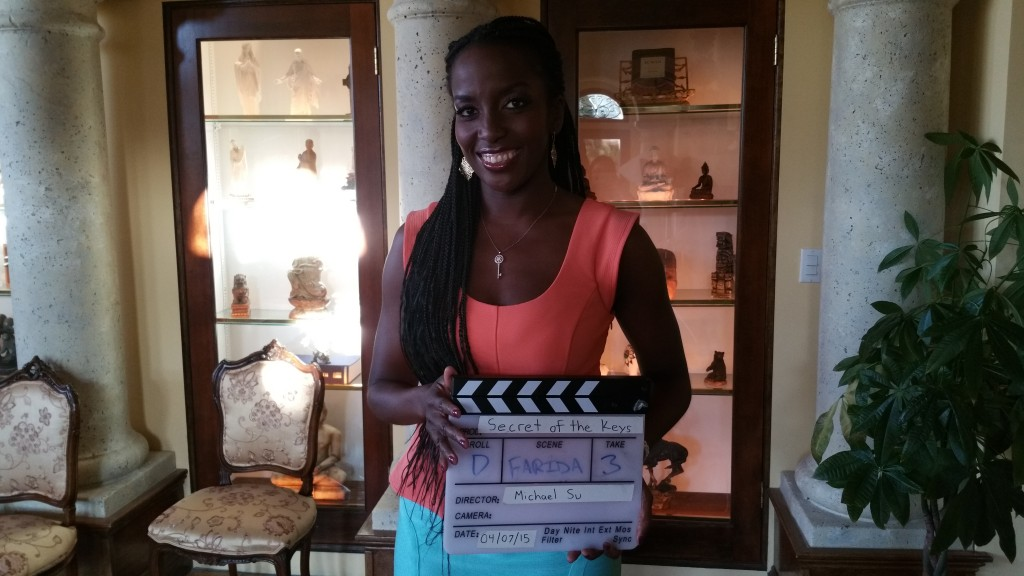 photo-farida-akadiri-action-tournage